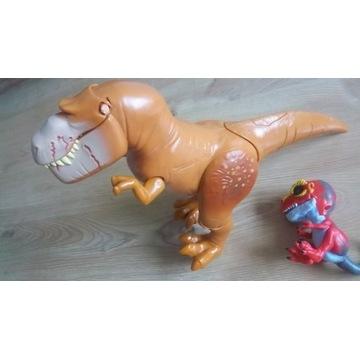 Dinozaury disney pixar  i Fingerlings
