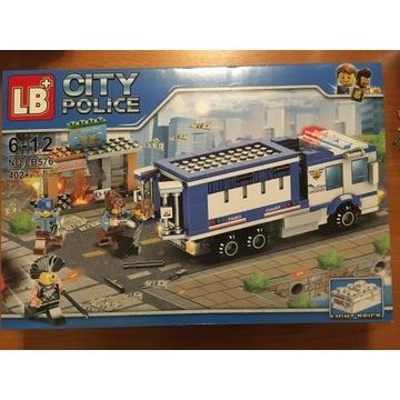 Klocki LB+ CITY POLICE klocki LEGO 402 el