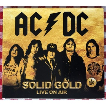 AC/DC - Solid Gold Live On Air 1977/78