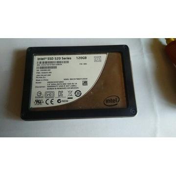 """DYSK SSD 120GB INTEL 2,5"""""""