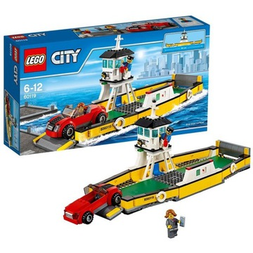 Lego City 60119 Prom Stan idealny ! Komplet