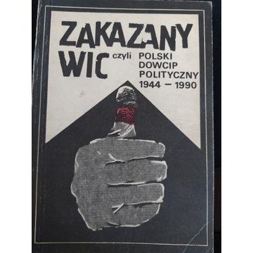 """""""Zakazany wic czyli polski dowcip polityczny"""""""
