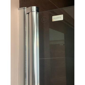 drzwi szklane prysznicowe HÜPPE