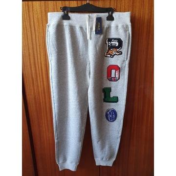 Męskie spodnie dresowe Polo Ralph Lauren - nowe