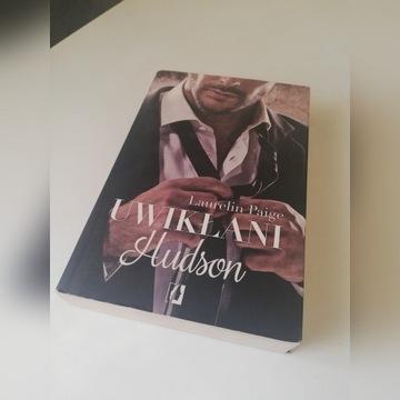 Książka: Uwikłani- Hudson