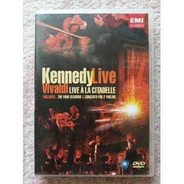 Nigel Kennedy Live Vivaldi Live à La Citadelle DVD