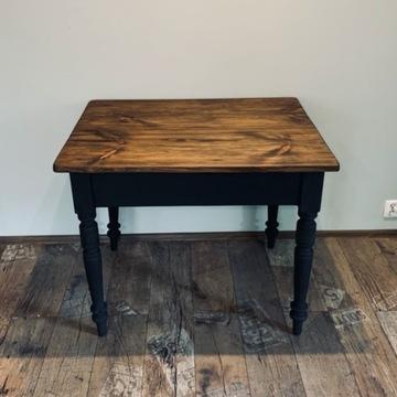 Stół / biurko antyk po renowacji