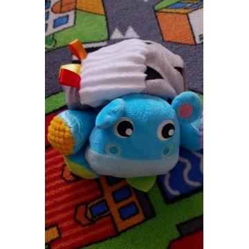 Hipcio piłka zabawka dla najmłodszych sensoryczna