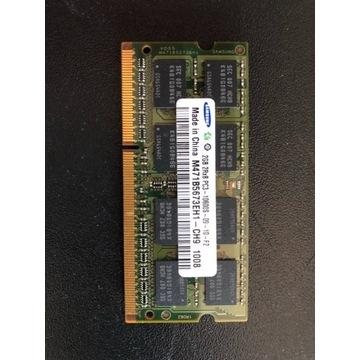Pamięć 2GB DDR3 1066MHz PC3-8500S-07-10-F2 SODIMM