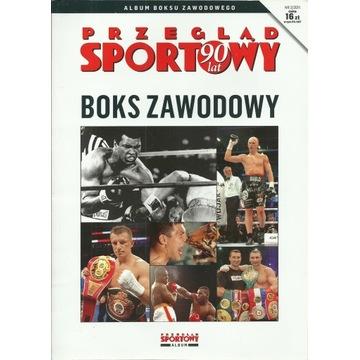 Album Boksu Zawodowego / Przegląd Sportowy