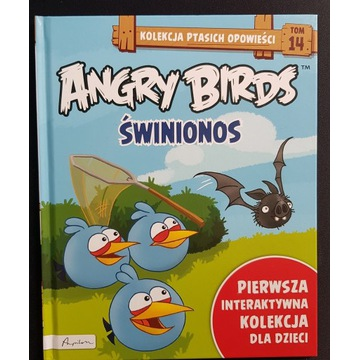 Książka Angry birds Świnionos tom 14