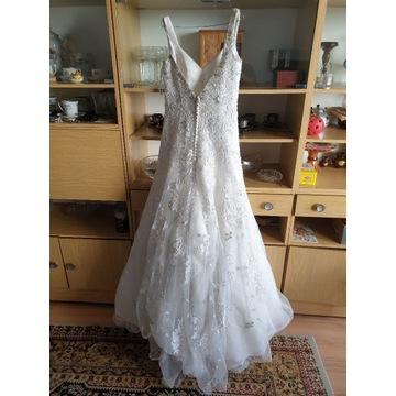 Markowa suknia Slubna