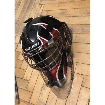 Kask bauer bramkarski hokejowy