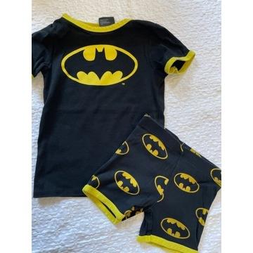 Piżamka Batman 110/116 hm h&m