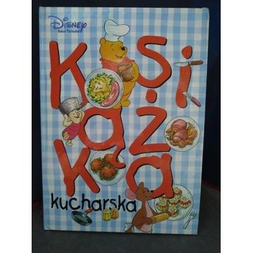 Książka kucharska Disney Puchatek