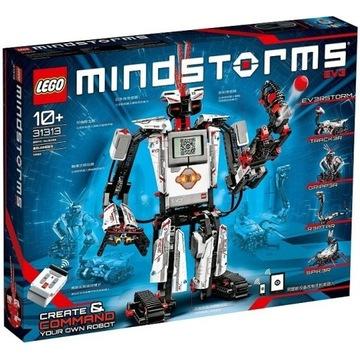 Klocki LEGO MINDSTORMS 31313 Robot EV3 5w1 UNIKAT
