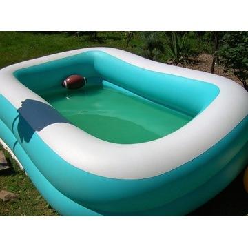 basen letni -ogrodowy