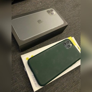 iPhone 11 pro Max 64 Gb midnight green