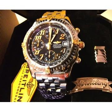 Breitling Windrider Chronomat Automatic Stal/Gold