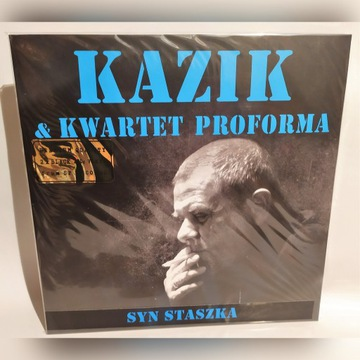 Kazik & Kwartet ProForma - Vinyl - NOWA