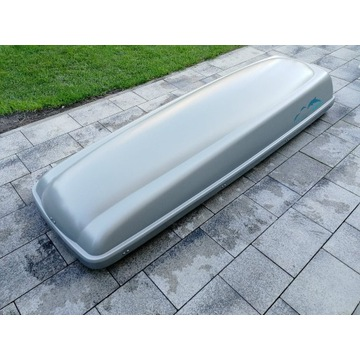 Dachbox Kamei Delphin 460 kompletny + gratis belki