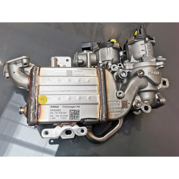 Kompletny EGR VW 04L 131 512 CH MAHLE NOWY