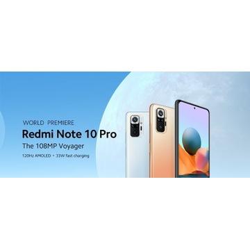 Xiaomi Redmi Note 10 Pro Onyx Gray 128 GB
