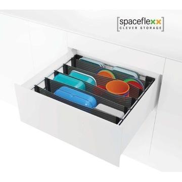 Space Flexx - organizer do szuflady na pojemniki