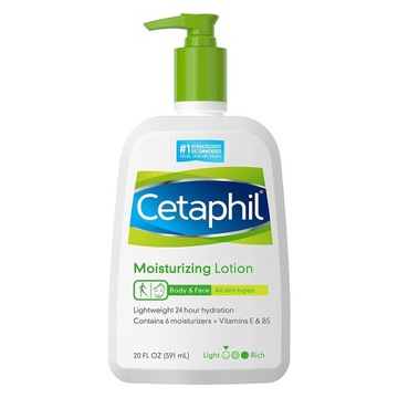 Cetaphil Moisturizing Lotion 591 ml.
