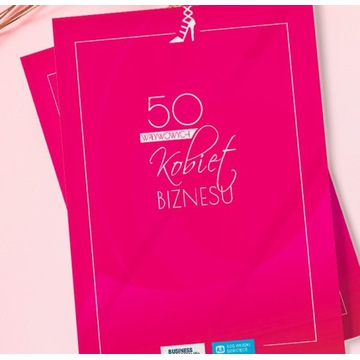 50 Kobiet Biznesu - Książka