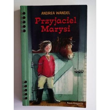 Przyjaciel Marysi - Andrea Wandel