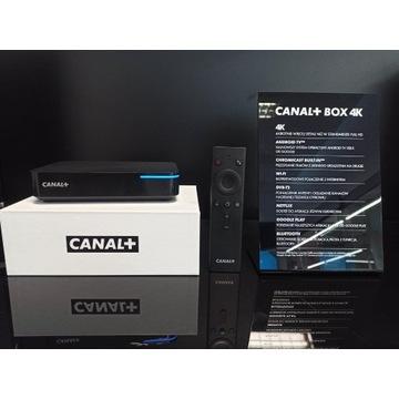 CANAL+ BOX 4 K smart tv - 3msc gratis!