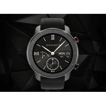 Nowy zegarek smartwatch Amazfit Gtr Lite 47mm