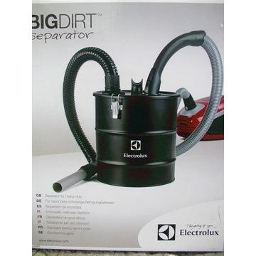 BigDirt Separator Electrolux ZE003 + 4 nowe filtry