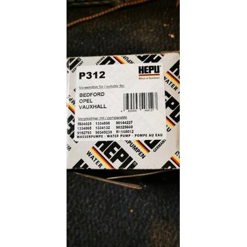 Pompa wody Hepu P312