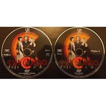 DVD  -  CHICAGO  --  2  x DVD Film