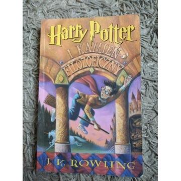 """""""Harry Potter i Kamień filozoficzny"""