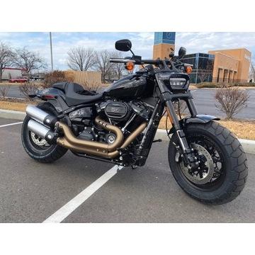 Nowy tłumik wydech Harley Davidson 114