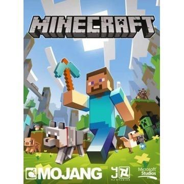 Minecraft Premium JAVA EDITION PC (Zmiana Danych)