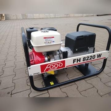 Fogo FH 8220 W Agregat ze spawarką / spawalniczy