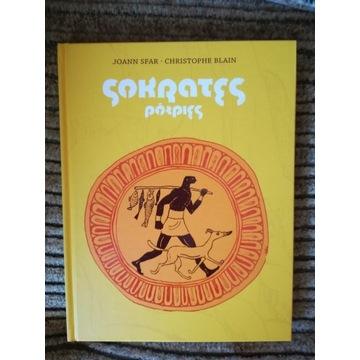 Sokrates półpies - Sfar Blain