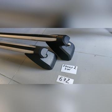 Bagażnik dachowy belki poprzeczki FOCUS 2 SW