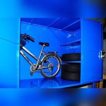 Szafa garażowa, BOX, schowek, magazyn, parking