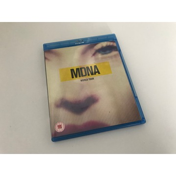[BLU-RAY] MADONNA - MDNA WORLT TOUR