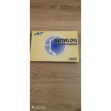 Katalog tranzystorów. AVT 1992