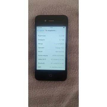 IPhone 4 8gb w dobrym stanie