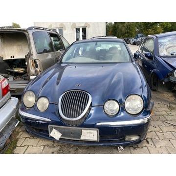 Jaguar S-type, 4.0 litry V8  , 2000r  części