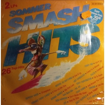 SOMMER SMASH HITS 26 Top Hits 2 LPs