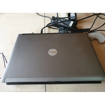 Laptop Dell D620 , Dysk SSD 240Gb, 4Gb.GRATIS WYS