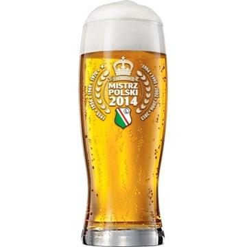 Kolekcjonerskie szklanki do piwa - LEGIA WARSZAWA
